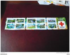 DESTOCKAGE CARNET FRANCE YVERT N° 837.846  OBLITERATION 3/9/2014 - Booklets