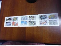 DESTOCKAGE CARNET FRANCE YVERT N° 877.888  OBLITERATION26/9/2013 - Booklets