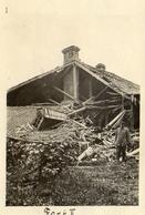 PHOTO ALLEMANDE - LITHUANIA LITUANIE - FORT 2 A KOWNO - KAUNAS - GUERRE 1914 1918 - 1914-18