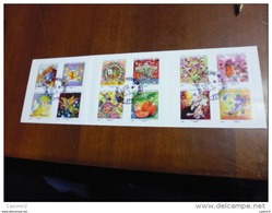 DESTOCKAGE CARNET FRANCE YVERT N° 901.912  OBLITERATION 28/11/2013 - Booklets