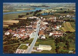 57. Basse - Ham.  Vue Aérienne Avec L' église Saint-Willibrord . 1987 - Autres Communes