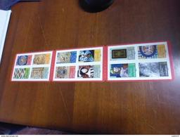 DESTOCKAGE CARNET FRANCE YVERT N° 1011.1022  OBLITERATION 11/09/2014 - Booklets