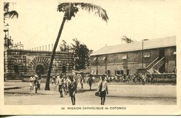 006575  Mission Catholique De Cotonou - Dahome