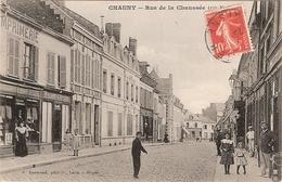 02 CHAUNY,rue De La Chaussée - Chauny