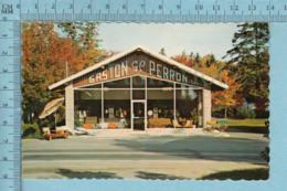 Cap Santé Quebec - Magasin Gaston Perron  - A Servie En 1982 - Post Card Carte Postale - Quebec
