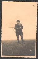 Caccia Chasse Hunting Jagd Scene Di Caccia Cacciatori Hunters FUCILI Rifles Fusils - Foto
