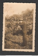 Caccia Chasse Hunting Jagd Scene Di Caccia Cacciatori Hunters Fucili Fusils Rifles - Foto