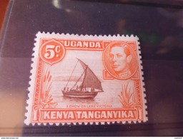 KENYA OUGANDA TANGANIKA N°24** - Kenya, Uganda & Tanganyika