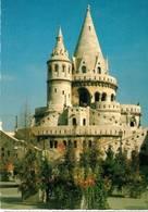 BUDAPEST HALASZBASTYA (UNGHERIA) - Ungheria
