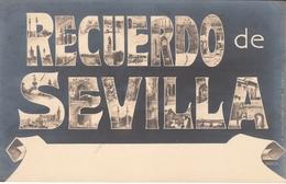 RECUERDO De SEVILLA  Belle Carte - Sevilla