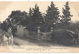 102. SAINT-RAPHAEL . OUSTADET D'OU CAPELAN OU L'ILLUSTRE MAITRE GOUNOD COMPOSA ROMEO & JULIETTE EN 1866 . NON ECRITE - Saint-Raphaël