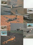 Bophuthatswana - 1990 - Set Of MC - MILITARY AIR FORCES - Bophuthatswana