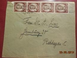 Lettre De 1934 - Briefe U. Dokumente