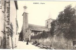 54 NOMENY L'église - Other Municipalities