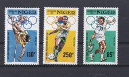 Niger 1988 Seoul Olympic Games 3 Stamps MNH/** (M5) - Estate 1988: Seul