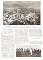 """L'EXPOSITION De """" GRENOBLE """"   1924 - Alpes - Pays-de-Savoie"""