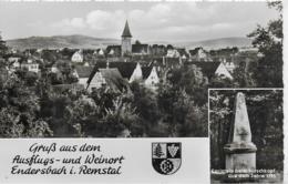 AK 0170  Endersbach Im Remstal - Verlag Hermann & Co Um 1950-60 - Waiblingen