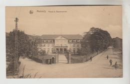 CPSM MALMEDY (Belgique-Liège) - Palais Du Gouvernement - Malmedy