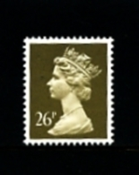 GREAT BRITAIN - 1990  MACHIN  26p.  PCP  MINT NH  SG  X972 - 1952-.... (Elisabetta II)