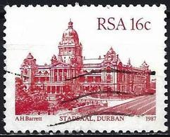 South Africa 1987 - Mi 705 - YT 622  ( Durban City Hall ) - Afrique Du Sud (1961-...)