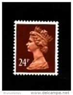 GREAT BRITAIN - 1992  MACHIN  24p. PCP  LITHO MINT NH  SG X1017 - 1952-.... (Elisabeth II.)