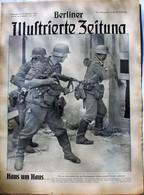 Berliner Illustrierte Zeitung 1941 Nr.9 Haus Um Haus... Bolschewistischer Häuserkampf - Deutsch
