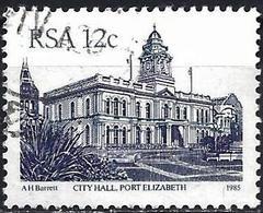 South Africa 1983 - Mi 669 - YT 583  ( Port Elisabeth City Hall ) - Afrique Du Sud (1961-...)