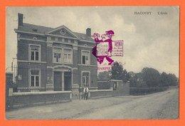 HACCOURT  -  L'Ecole - Oupeye