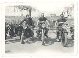 Photo Hommes Sur Motos , Exposition, Pub Payan - Other