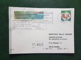 (20768) STORIA POSTALE ITALIA 1996 - 6. 1946-.. Repubblica