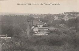 Rare Cpa Combs La Ville La Vallée De Vaux-la-Reine - Combs La Ville
