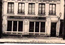 Eure : Gisors : Banque : Socièté Générale - Gisors