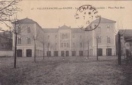 69 / VILLEFRANCHE SUR SAONE / LE NOUVEAU GROUPE SCOLAIRE / PLACE PAUL BERT - Villefranche-sur-Saone