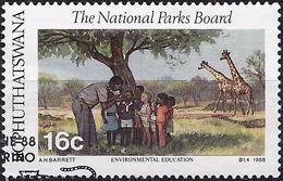 Bophuthatswana 1988 - Mi 202 - YT 202 ( Girafes ) - Bophuthatswana