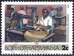 Bophuthatswana 1985 - Mi 149x - YT 149 ( Textile Industry ) - Bophuthatswana