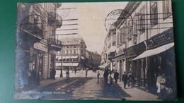 CPA BUCAREST BUCURESTI CALEA VICTORIEI 1912 ? - Romania