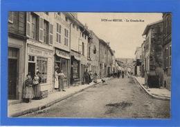 55 MEUSE - DUN SUR MEUSE La Grande-Rue (voir Descriptif) - Dun Sur Meuse