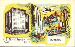 New York Buffalo Hotel Statler - Buffalo