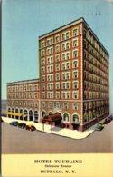New York Buffalo Hotel Touraine 1941 - Buffalo