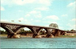 New York Buffalo The Peace Bridge - Buffalo