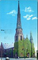 New York Buffalo Asbury-Delaware Methodist Church 1962 - Buffalo