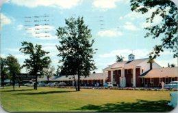 New York Buffalo Kenton Manor Court 1956 - Buffalo