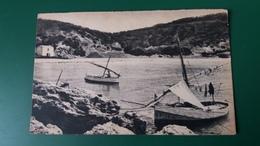 CPSM IBIZA BALEARES SAN ANTONIO ABAD PLAYA CALA VADELLA  FOTO VINETS1955 ?  BARCO BARQUES - Ibiza