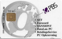 Denmark - Danmønt - PBS - DB056 - 10Kr. Exp. 11.1999, 3.500ex, Used - Denmark