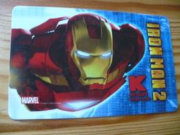 Kmart Gift Card USA - Ironman - Cartes Cadeaux
