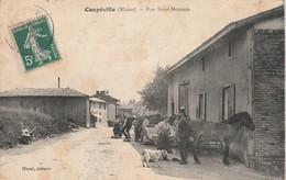 51 Coupéville. Maréchal Ferrand; Route Saint Memmie - Other Municipalities