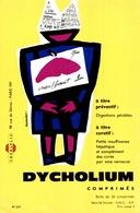 Buvard Dycholium Comprimés - Produits Pharmaceutiques