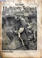 Berliner Illustrierte Zeitung 1941 Nr.31  Der Deutsche Offizier - Ruhig Und Klar Gibt Er Seine Befehle - Deutsch