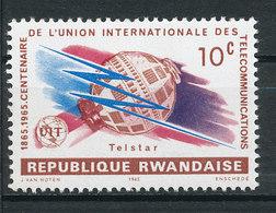 COB 108 - Télécom  Telstar - Rwanda