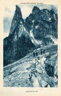 74 - CHAMONIX-MONT-BLANC - Aiguilles De L'M - Chamonix-Mont-Blanc